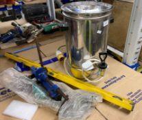 Swan 9 litre electric urn,