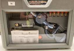 Hunter Quick-Switch 200M microscope kit 300x-1200x,