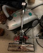 Vax 1800w Essentials vacuum cleaner and a manual strapping machine (machine only) *Please note this
