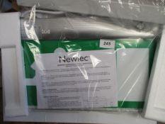 3 x Newlec 3w LED emergency exit signs