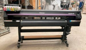 A MIMAKI CJV 150-75/107/130/160 large format printer S/N 699E509 - 240v - supplied new in July 2020