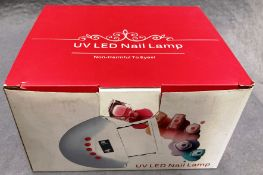 4 x UV LED nail lamp kits by Youth Belief Shine 1