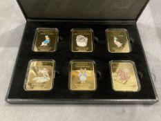 Beatrix Potter boxed ingot set