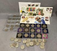 Collection of FDCs and Crowns
