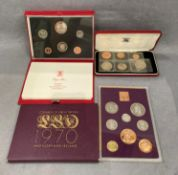 Proof sets - Guernsey,