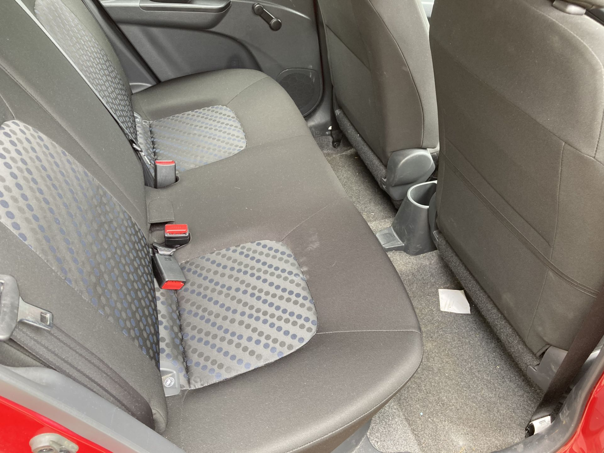ON INSTRUCTIONS OF THE INSOLVENCY SERVICE SUZUKI CELERIO SZ2 5 door hatchback - petrol - red Reg - Image 14 of 15