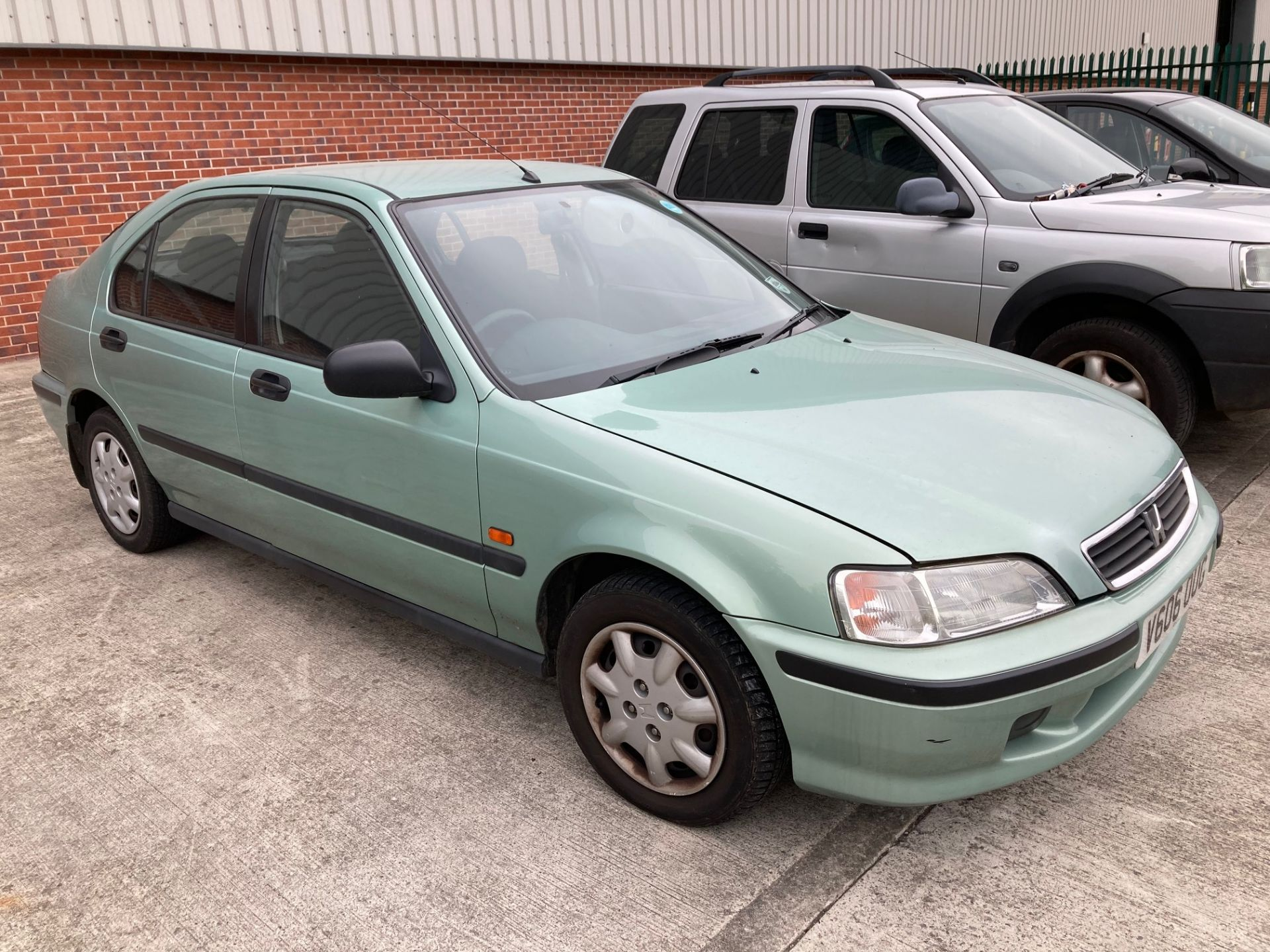 FROM A DECEASED ESTATE HONDA CIVIC 1. - Image 2 of 8