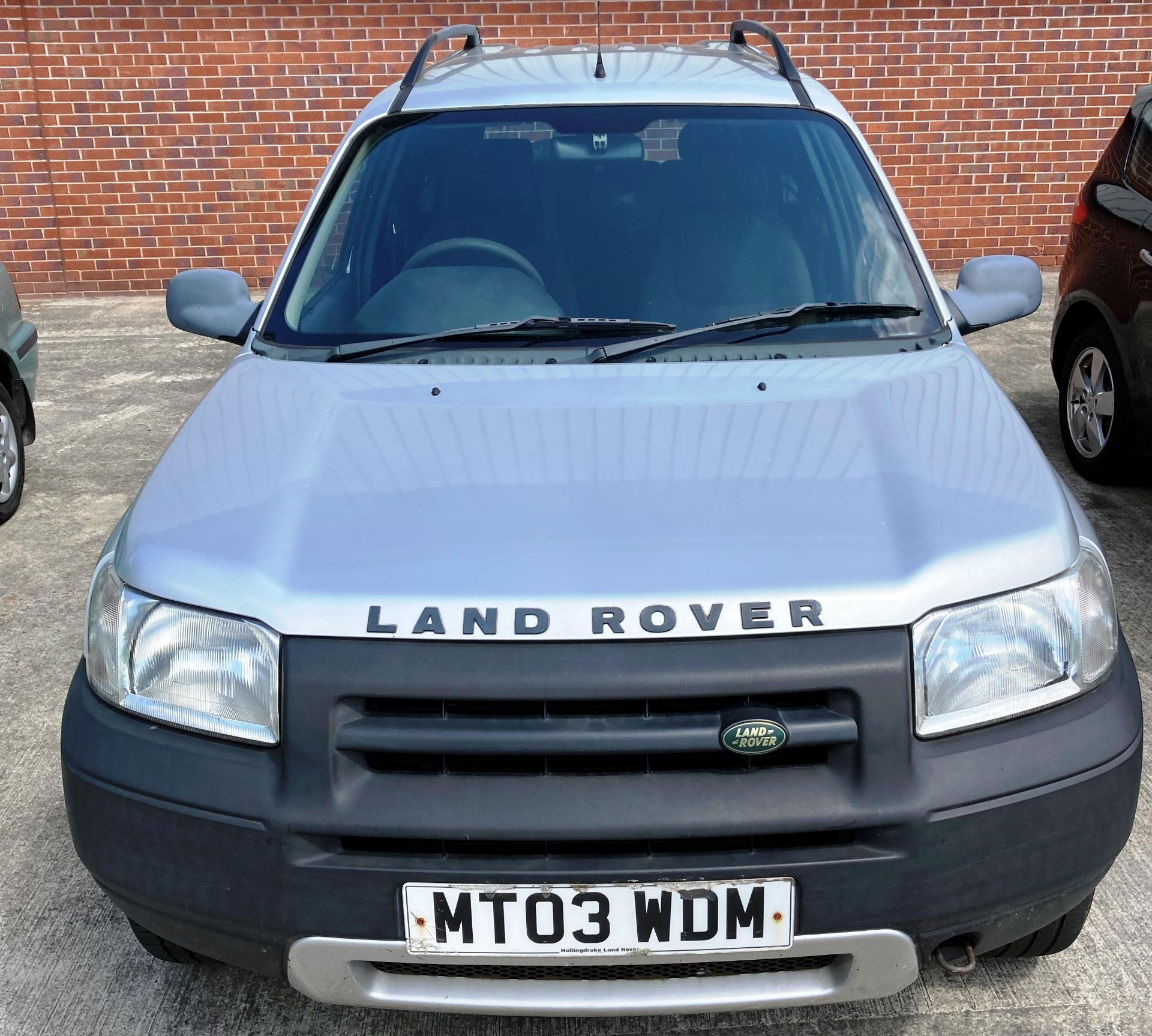 ON INSTRUCTIONS OF A RETAINED CLIENT LANDROVER FREELANDER SERENGETI TD4 2.