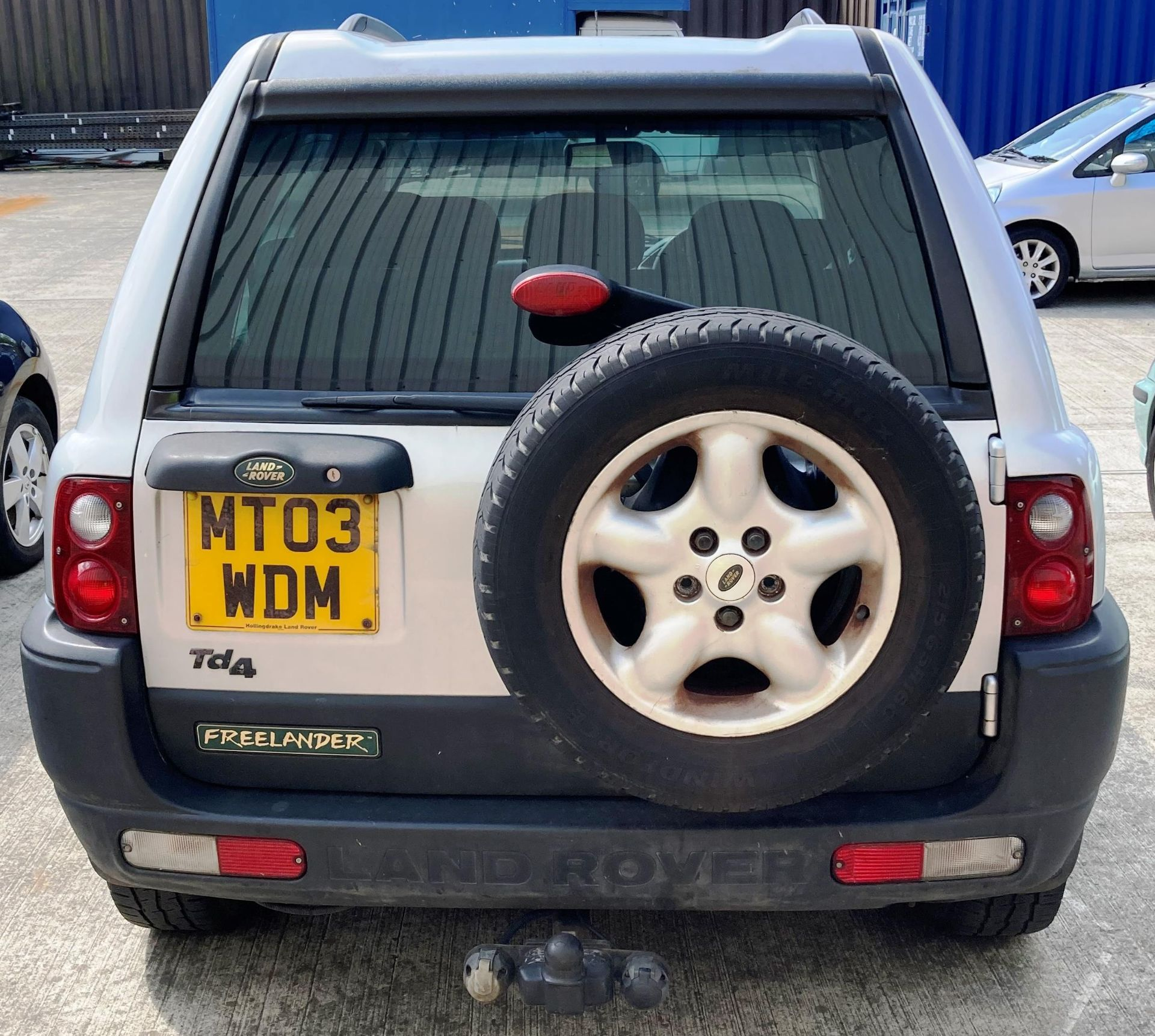 ON INSTRUCTIONS OF A RETAINED CLIENT LANDROVER FREELANDER SERENGETI TD4 2. - Image 4 of 4