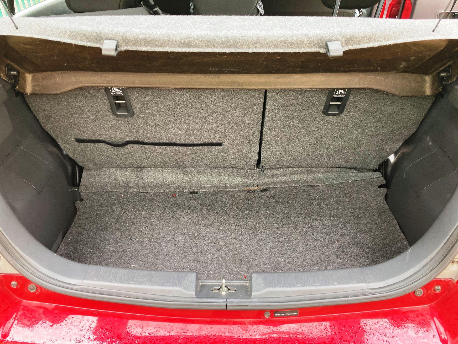 ON INSTRUCTIONS OF THE INSOLVENCY SERVICE SUZUKI CELERIO SZ2 5 door hatchback - petrol - red Reg - Image 15 of 15