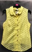 6 x assorted ladies tops/T-shirts by Apanage, FSR, Evelin Brant, etc.
