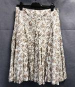6 x assorted ladies skirts by Doris Strech, Marie Nero, FSR, etc.