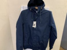 Brand New Billabong All Day 10k Navy Heather Jacket - Small RRP 140.