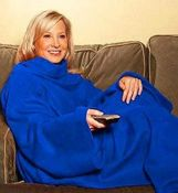 6 x New Supersoft Comfy Blanket (Colour may differ) RRP 18.