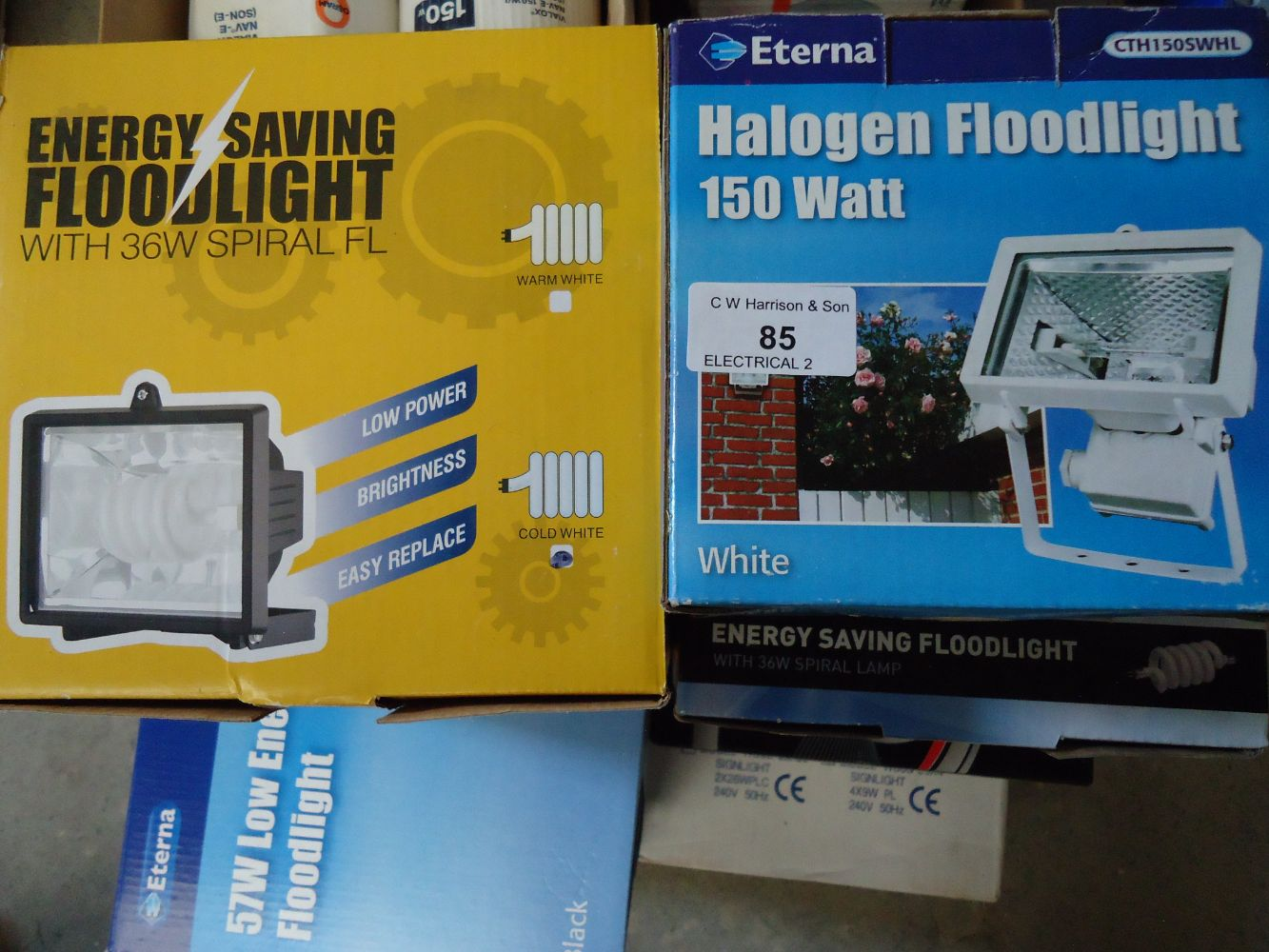 New and Surplus Electrical Materials
