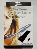 10 x Soft Touch Ladies Trimmer RRP 9.