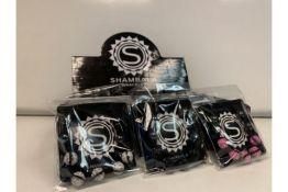 20 x Shambala Bracelets In Various Colours RRP 6.