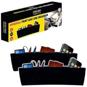 20 x Brand New Pairs of Tool Tech Universal Front Seat Organiser
