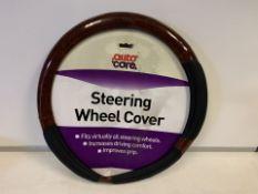 4 x Steering Wheel Covers