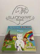 100 x Personalised Children Story & Colouring Books - eBay 3.