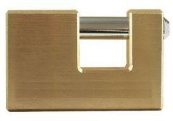 3 x Brand New 90mm high security straight shackle padlocks