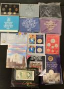 Coin year sets,