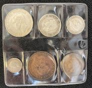 Australia 1940 coin set