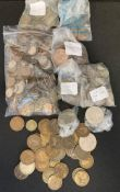 Mainly British pre-decimal collection of coins