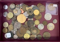 Interesting collection of coins - some silver noted