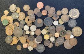 Mixed coin collection