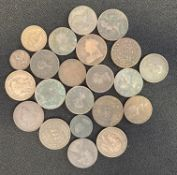 Collection of 18th, 19th & 20th copper & bronze - UK,