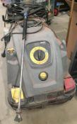 K'Archer Professional HDS 6/12c 240v pressure washer complete with lance