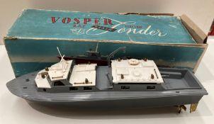 Vosper RAF Electric Crash Tender by V Models (boxed,