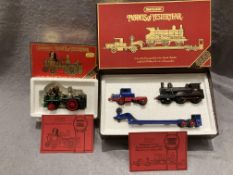 Matchbox Models of Yesteryear Special Edition YS16 1929 Scammell 100 ton truck-trailer with G.E.R.