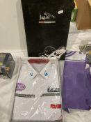 Jaguar racing wear shirt,