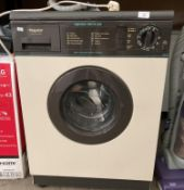 A Hotpoint Aquarius 1000 Deluxe automatic washing machine