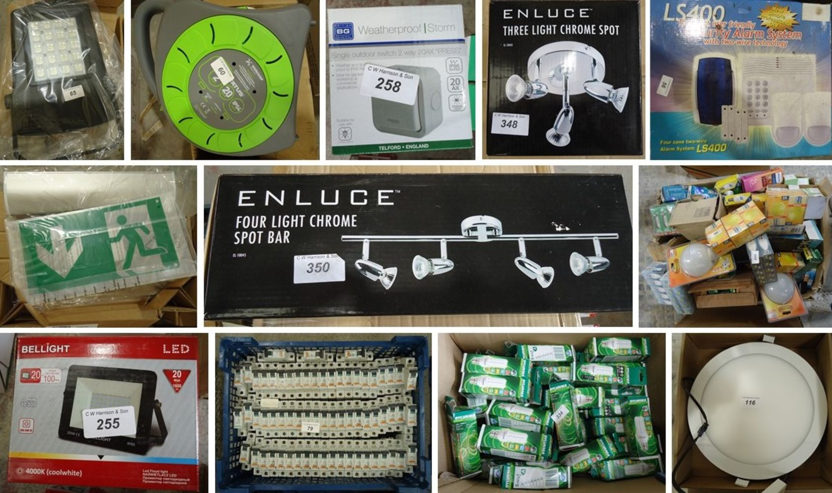 Surplus Electrical Materials (Sheffield)