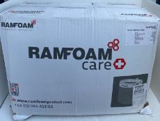 Contents to box 100 x Ramfoam Care+ Medical Visors - Product ref.