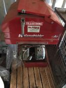 2006 Opico Hatzenbichler Variocas pneumatic seed box Air 8 c/w control box and instruction manual.