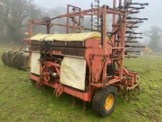 Air Seed Drill. Stored near Goring Heath, Reading. No VAT on this lot.