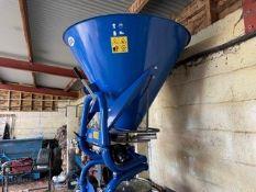 Sitrex 300L Fertiliser Spreader. Stored near Woodbridge, Suffolk.