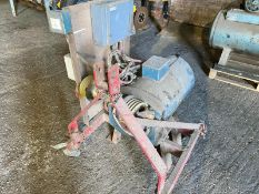 Generator. Stored Chatteris, Cambridgeshire.