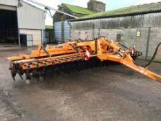 Simba X-Press 6.6m F/W - Serial Number 116730055 approx 2006. Stored Leicestershire.