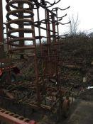 9m triple k. Stored near West Grinstead, Sussex.