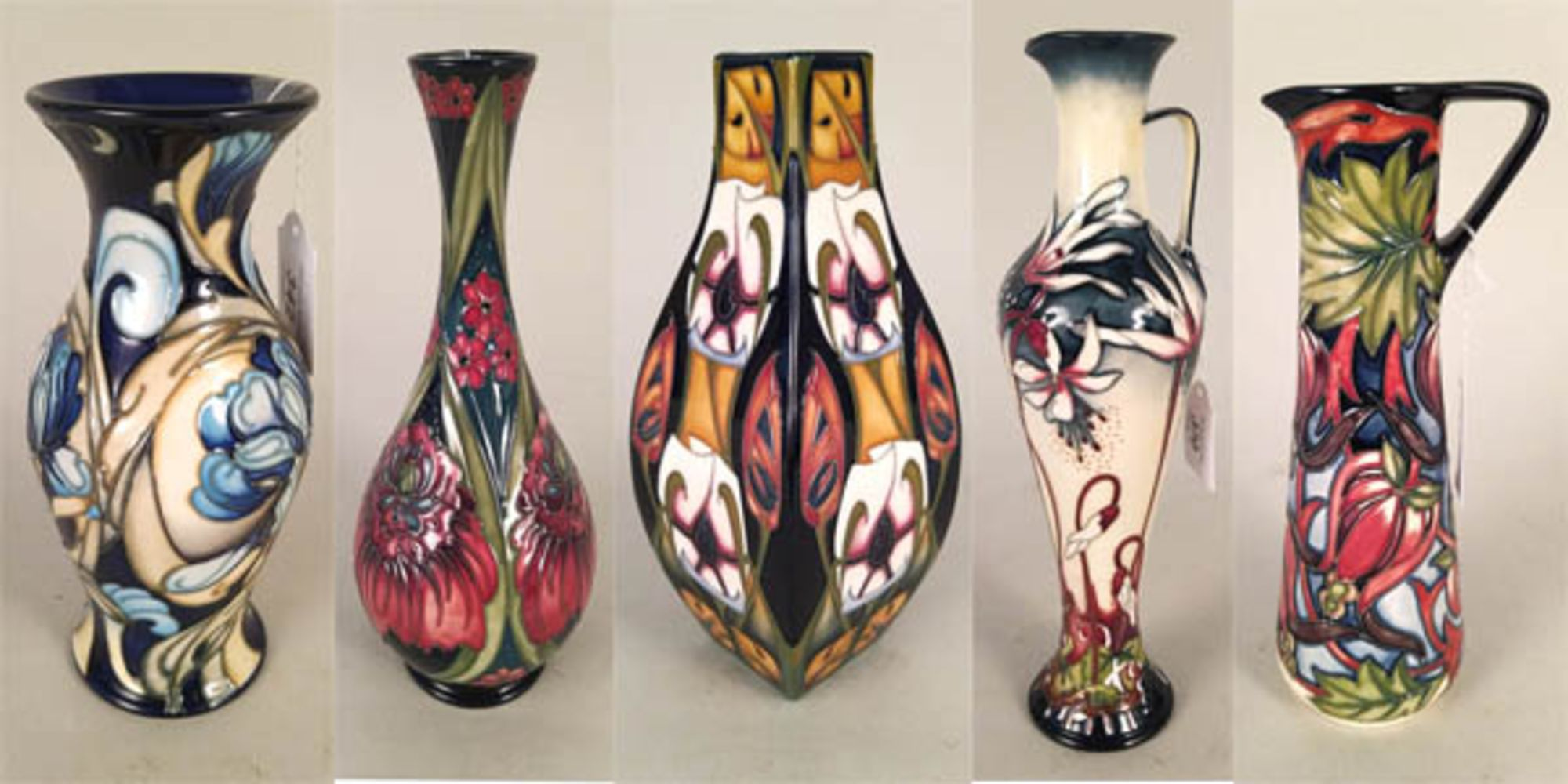 A Private Collection of Moorcroft and Fine Art including Raymond Watson