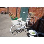 A lady's Raleigh Caprice bicycle