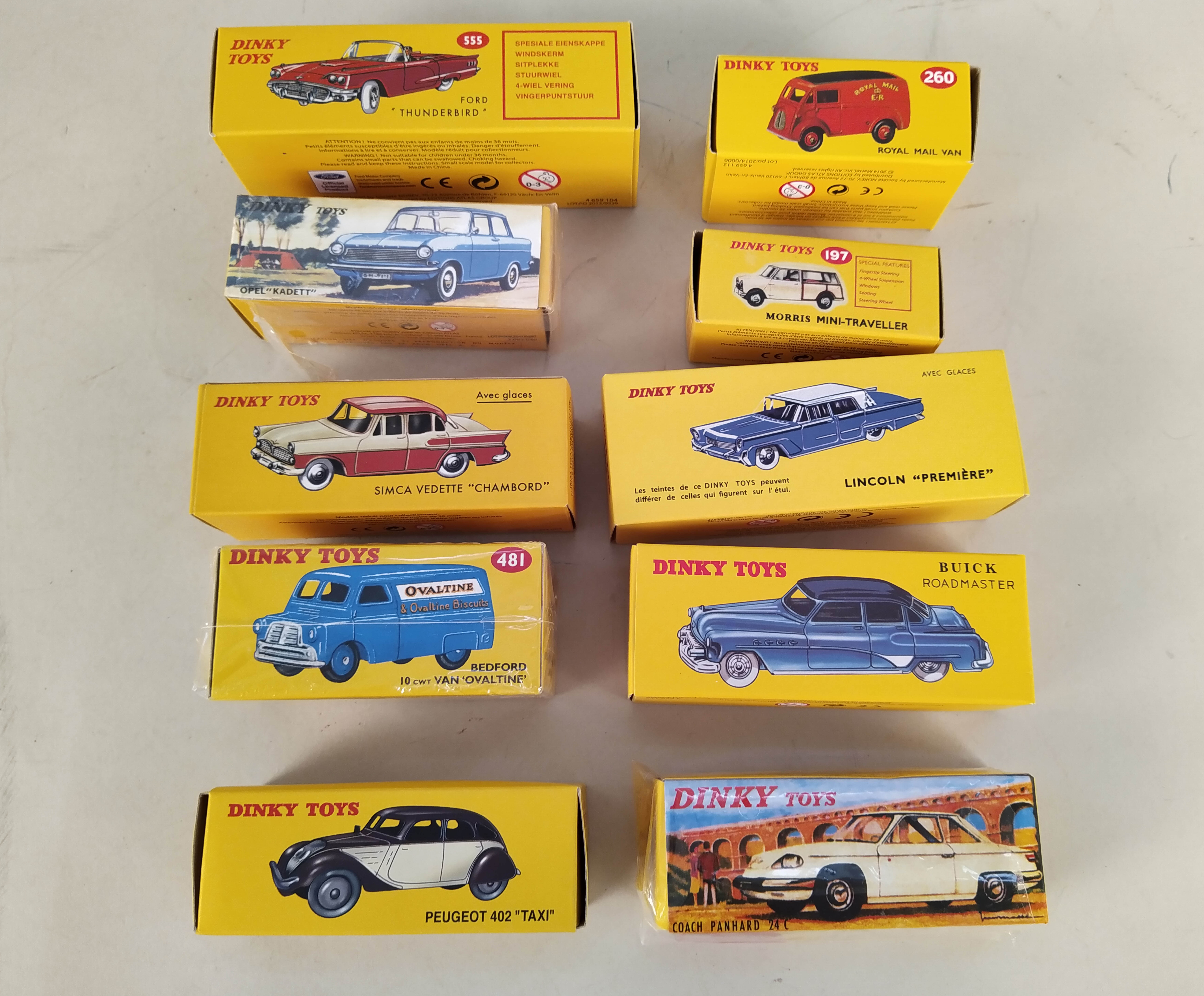 Approx nineteen boxed Dinky vehicles plus Esso petrol pumps, - Image 2 of 3