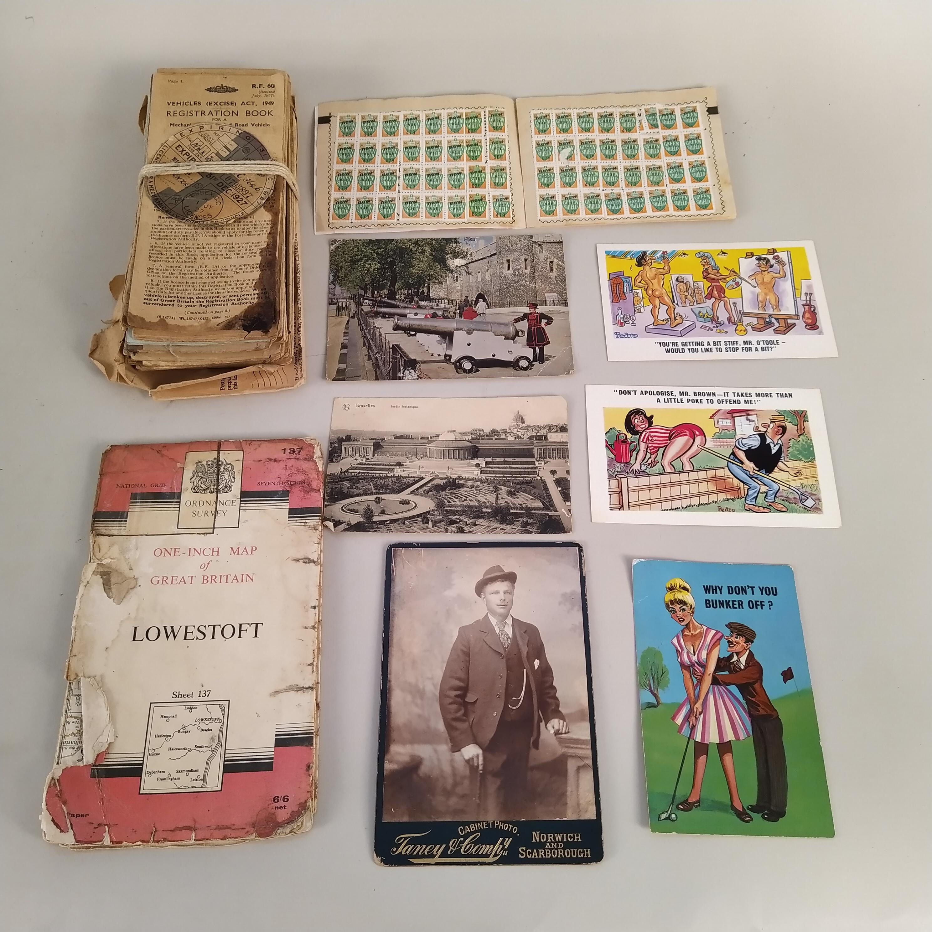 Various vintage stamp albums, part filled British and world stamps,