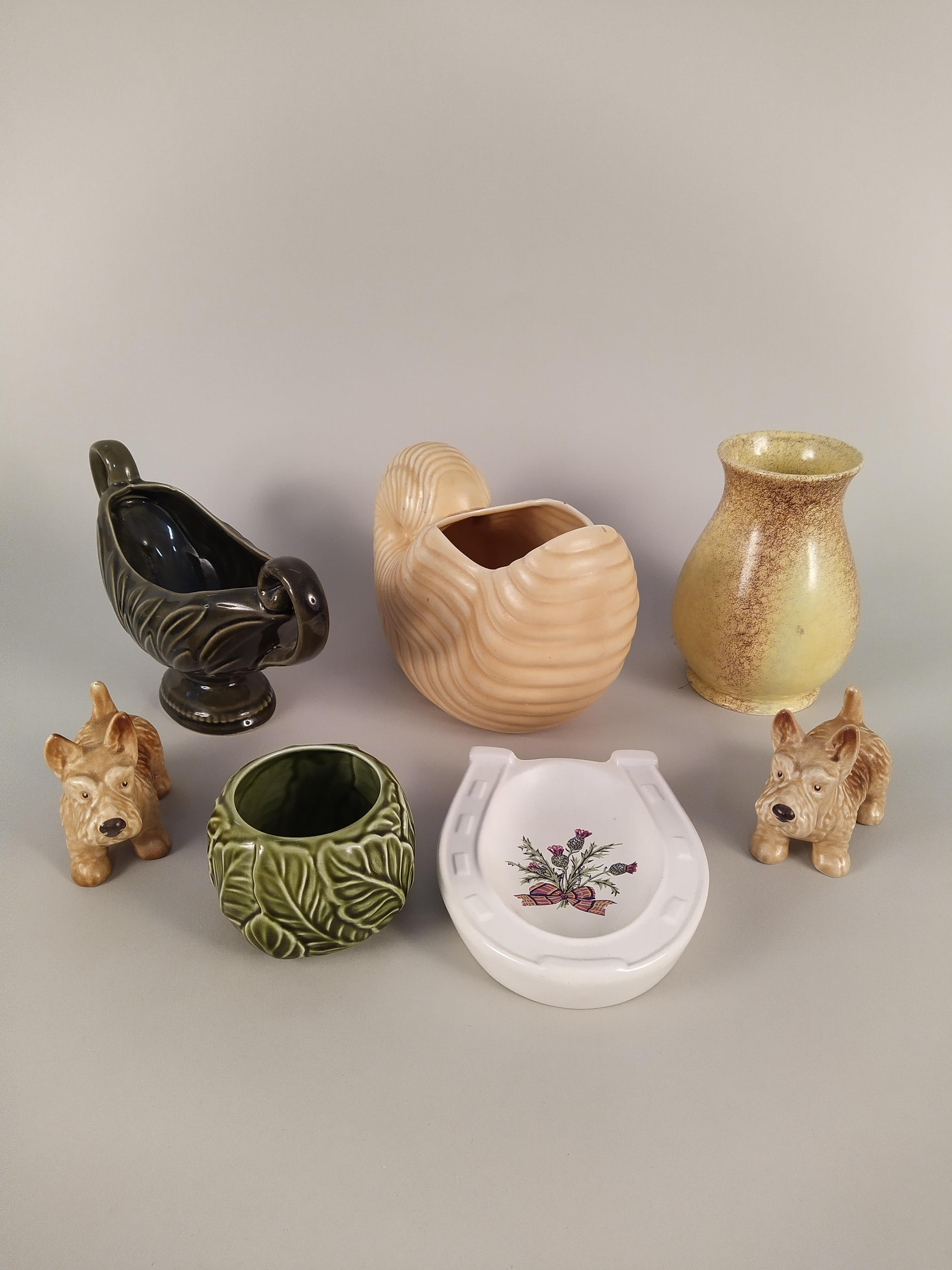 A large group of Sylvac ceramics including vases, - Image 2 of 3