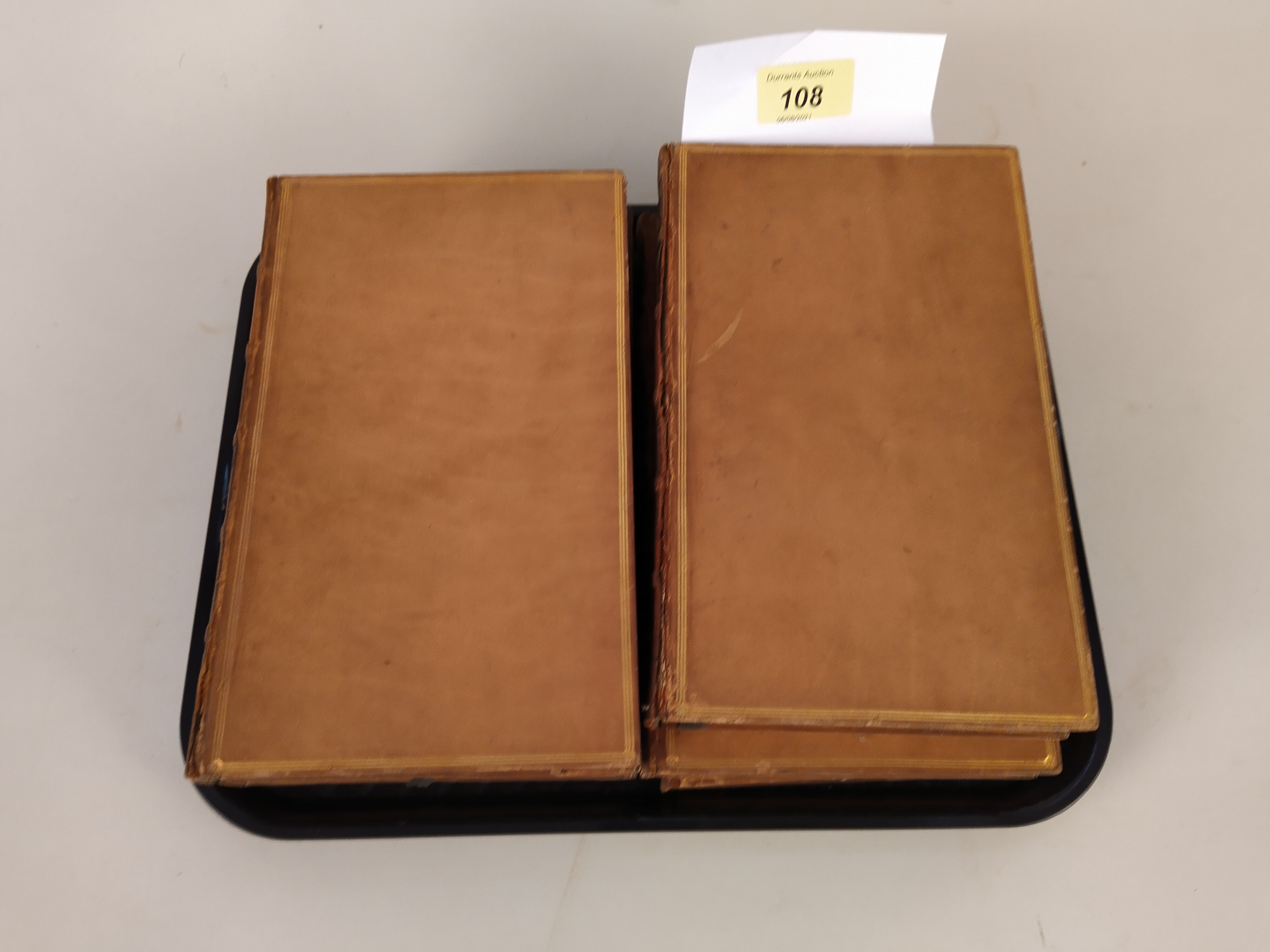 Memoirs of John, Duke of Marlborough by William Oxe, six volumes, Longman, Hurst, Rees, - Image 3 of 3
